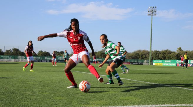 HIGHLIGHTS FEMININO | SPORTING CP 2-1 SC BRAGA