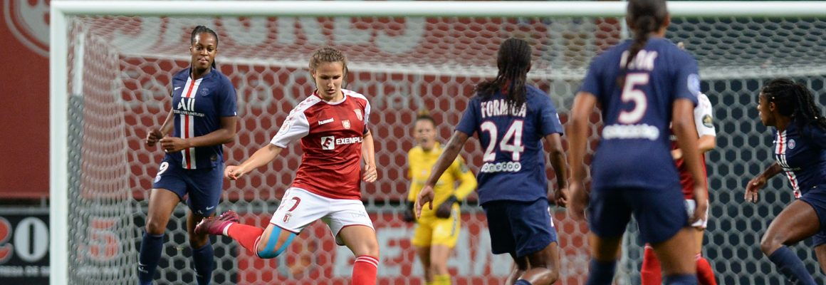 HIGHLIGHTS FEMININO | SC BRAGA 0-7 PARIS SG