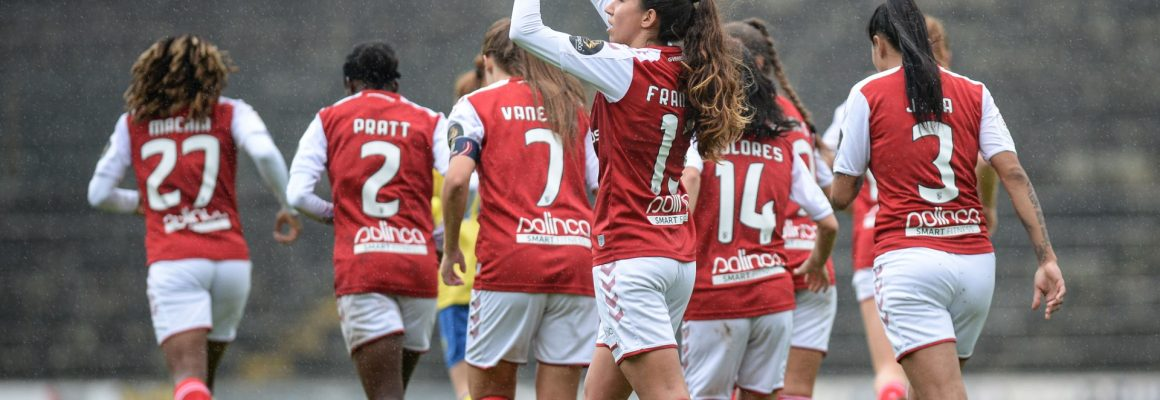HIGHLIGHTS FEMININO | SC BRAGA 2-0 GD ESTORIL PRAIA