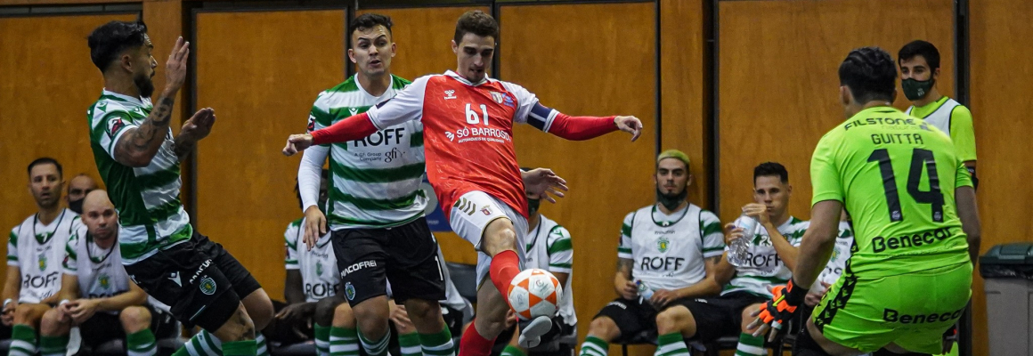 HIGHLIGHTS LIGA PLACARD | SC BRAGA/AAUM 1-2 SPORTING CP